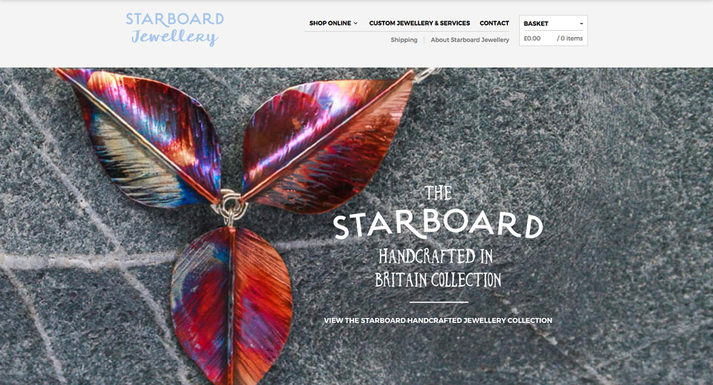 You are currently viewing We're launching a new online jewellery shop!